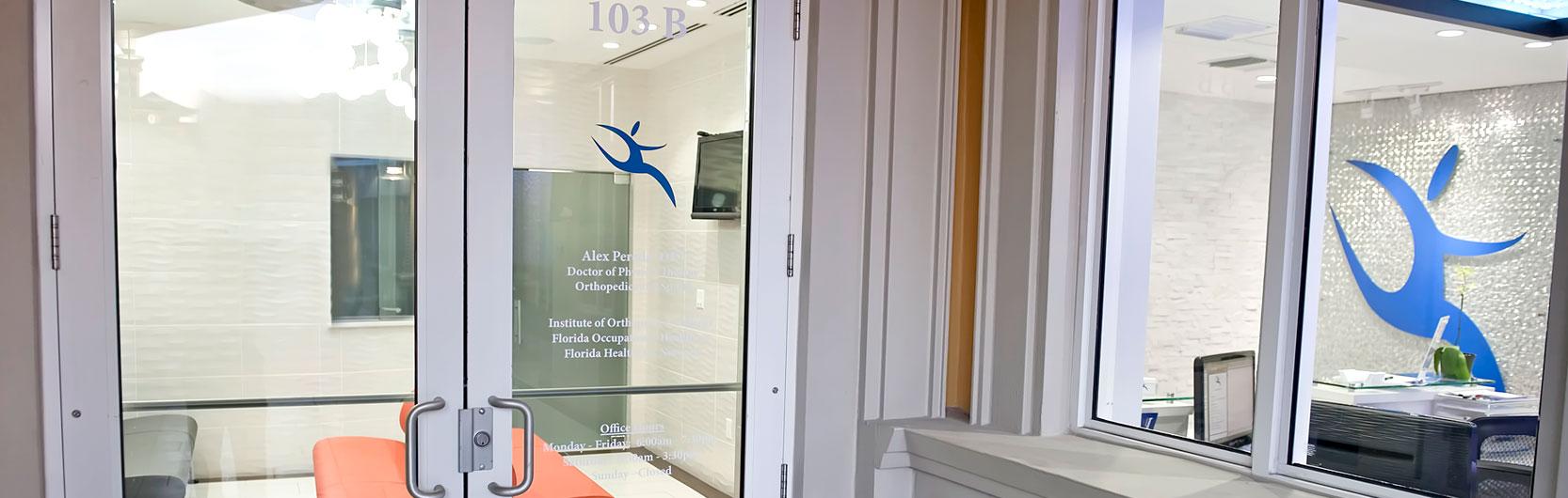 Sports Injury Rehab Center Miami Physical Therapy Miami